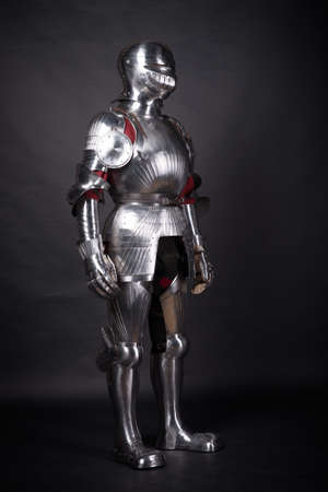 squire: Knight in metal armor