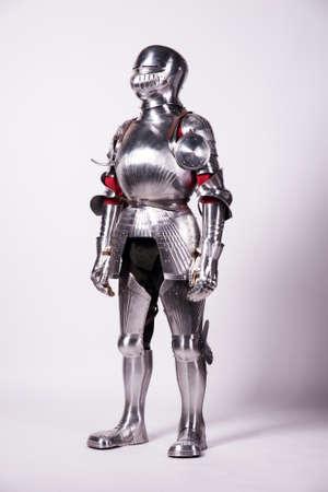 full metal jacket: Knight in metal armor