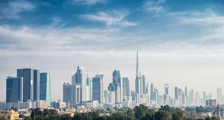 panoramic views of Dubai