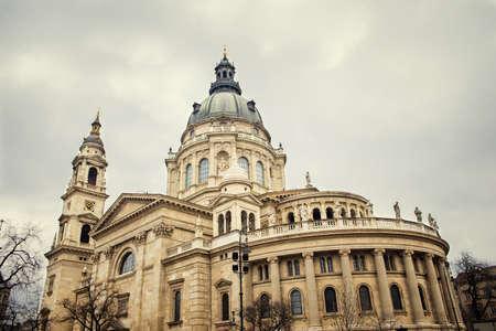 St. Stephens Basilica is a Roman Catholic basilica in Budapest