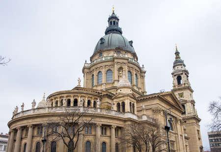 neo classical: St. Stephens Basilica is a Roman Catholic basilica in Budapest