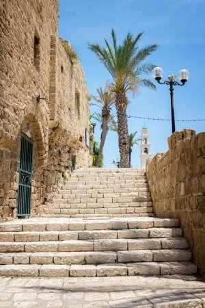 jaffa: the old port city of Jaffa in Tel Aviv