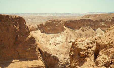 masada: Mountain views in Israel, Masada