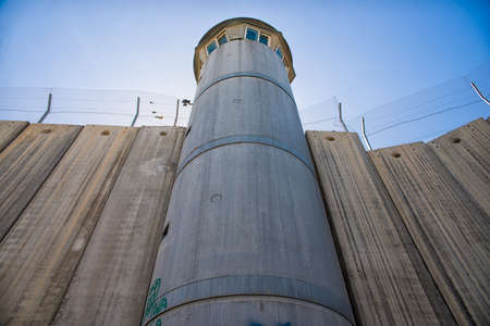 west bank: The Israeli West Bank barrier  is a separation barrier.