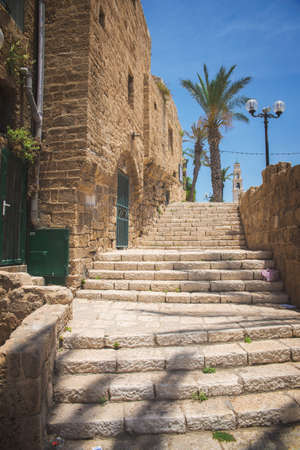 jaffo: the old port city of Jaffa in Tel Aviv