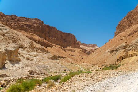 Mountain views in Israel, Masada