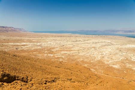 Top view from Masada