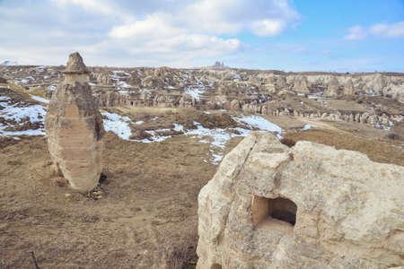 Kapadocja to historyczny region w środkowej Anatolii w Turcji