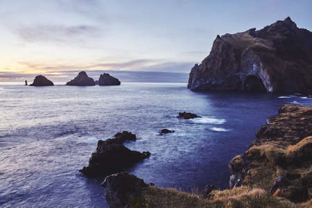 Vestmannaeyjar (Westman Islands) is a small archipelago to the south of Iceland.