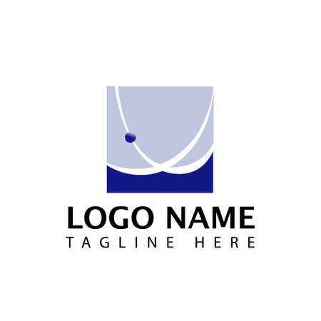 Pictorial Mark Logo Design for Organization 일러스트
