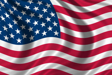 USA Flag Stock Photo - 230004