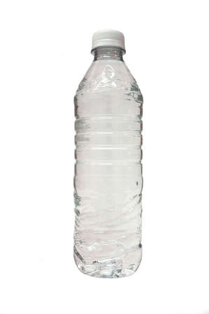 thirst quenching: Bottle of fresh water #2 Stock Photo