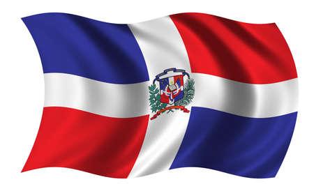 la union hace la fuerza: Bandera de Rep�blica Dominicana