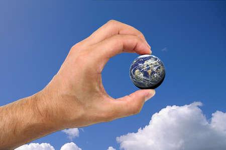 curare teneramente: Terra