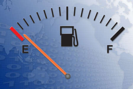 energy grid: Running on low fuel