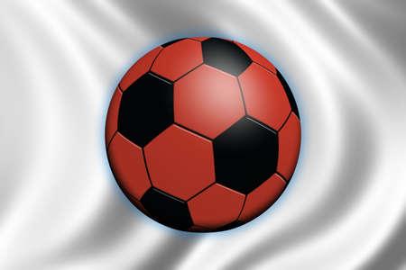 Soccer in Japan photo