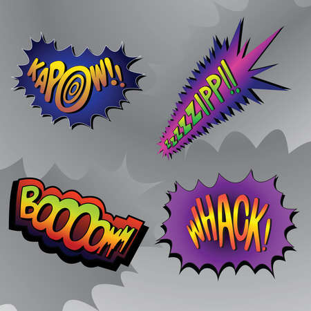 Superhero dénigrement # 4 - la lutte contre les bulles de bandes dessinées de super-héros