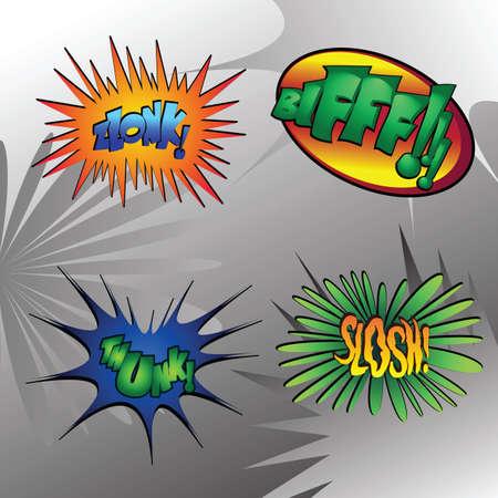 zonk: Superhero bashing