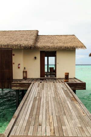 sea water: Sea water house