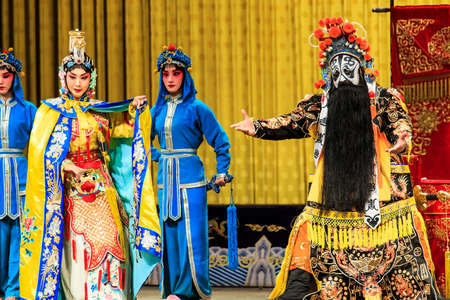 farewell: Beijing Opera Farewell My Concubine