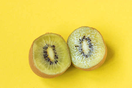 solid color: Solid color background of Kiwi fruit