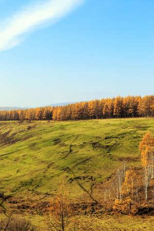 inner mongolia: Arxan Inner Mongolia scenery