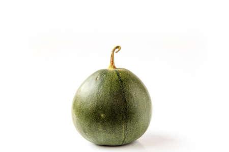 Mature sweet cantaloupe Stock Photo