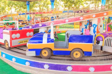 Large theme park Editorial