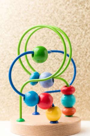 Children's Enlightenment Toys 免版税图像