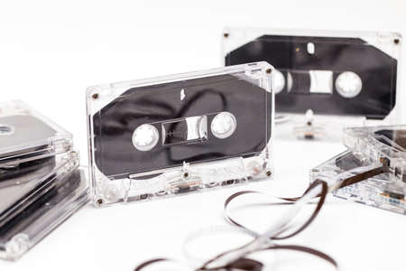 Cassettes gradually eliminated by the times