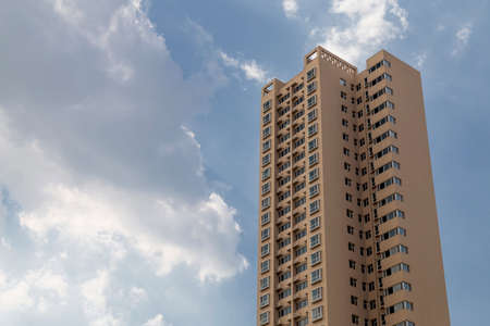 High-rise residential complex