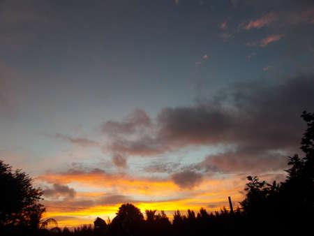 blissful: Blissful Skies! Stock Photo