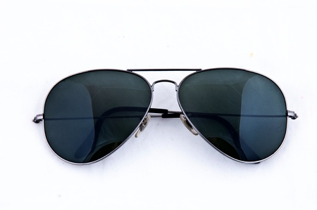 sunglass: Aviator Sunglasses Stock Photo