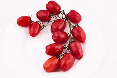 Small tomatoes Stock Photo - 12854827