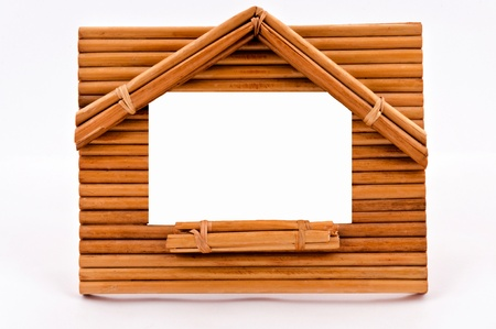 House frame photo