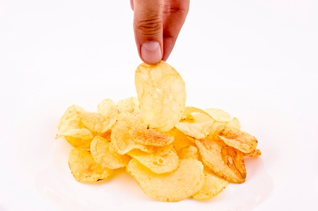 gease: Take a piece of chips