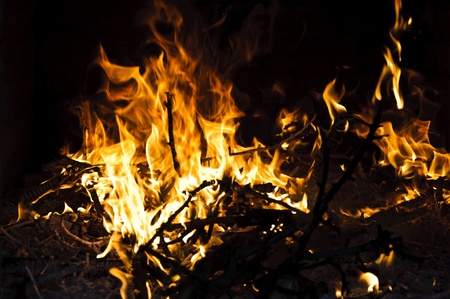 fire Stock Photo - 13416429