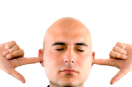 calvicie: Yo no oye el concepto