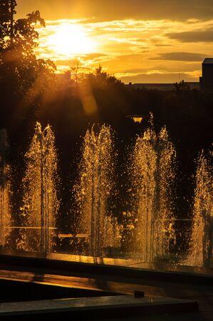 splutter: nice sunset