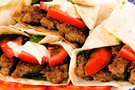 Turkish traditional food photo