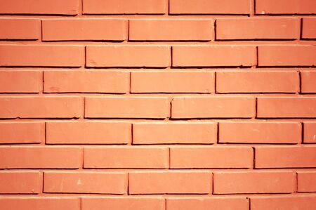 Red bricks background Stock Photo - 14538402