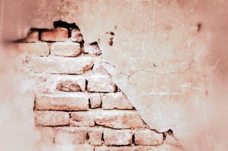 Old wall bricks texture Stock Photo - 14585176
