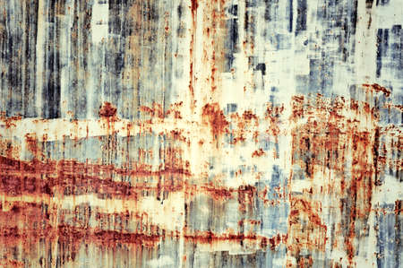 metalic background: Rusty metalic background