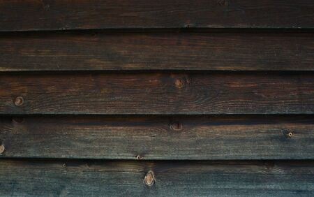 beautiful texture of a wooden surface with knots for background and lettering