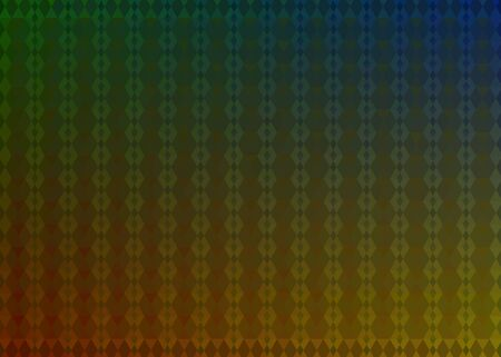 rhomb: Vector color rhomb background