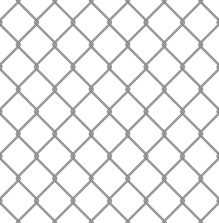 mesh: Steel mesh seamless texture Illustration