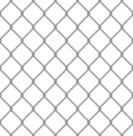 mesh: Steel mesh seamless texture Illustration
