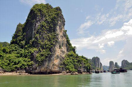 Halong Bay Karst photo
