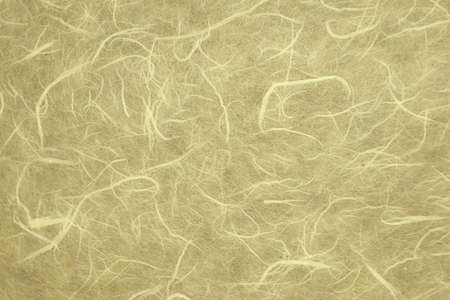 Brown handmade mulberry paper texture.