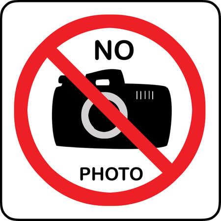 admonester: Aucun signe la photographie a permis avec le texte